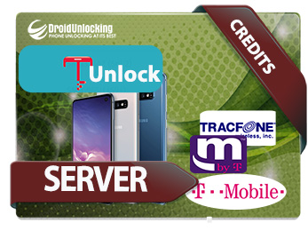 Droid Unlocking :: T-unlock :: T-Unlock Credits Any Quantity